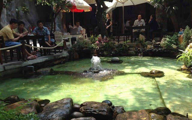 Thịnh Cafe - Cafe Sân Vườn