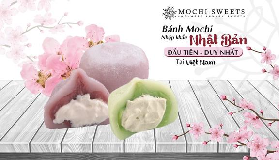 Mochi Sweets - Mipec Tower