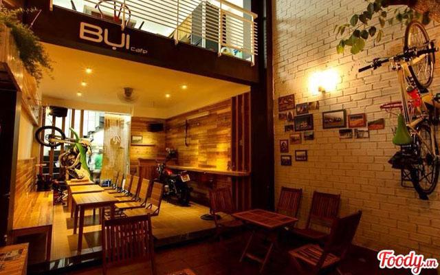 Bụi Cafe - Huỳnh Thiện Lộc