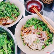 phở tíu chợ Đồng Xuân