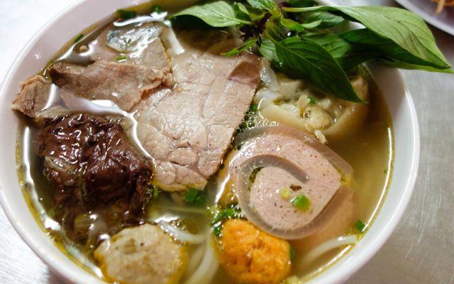 Bún Bò Huế O Uông