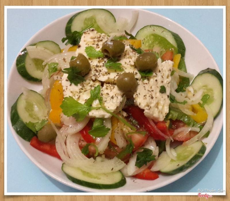 Sallat Hy Lạp