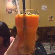 Cam cà rốt