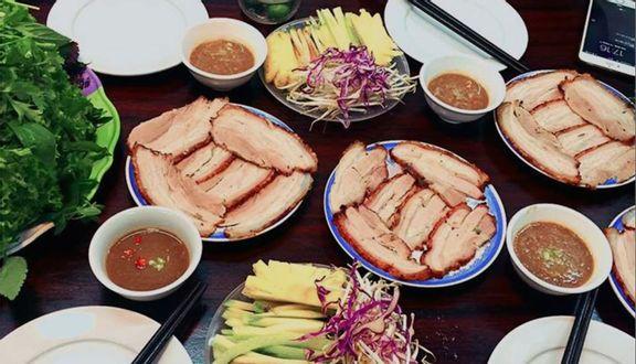 Bánh Tráng Cuốn Thịt Heo Hoàng Bèo - Duy Tân