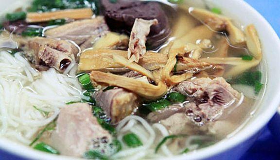 Bún Miến Ngan - Nem Thính Nam Định