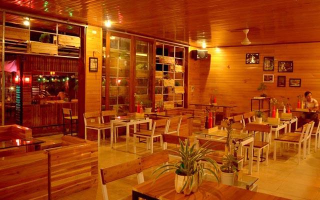 Kiến Gỗ Cafe
