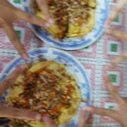 Pizza hu tieu Sau Hoai