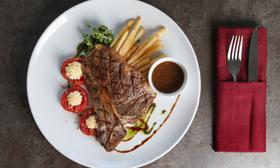 Grille6 - Salad, Steak & Pasta - Hào Nam