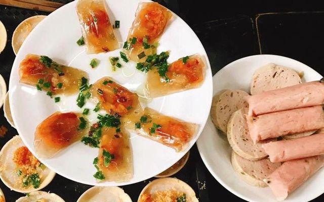 Bánh Bèo Thanh Nga - Rạch Bùng Binh