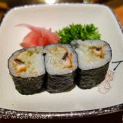 Sushi cuộn lươn và dưa leo