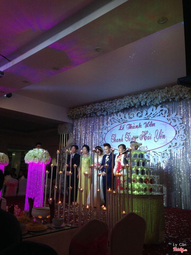 Trung Tâm Tiệc Cưới Vip Palace ở Hà Nội
