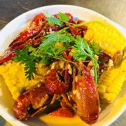 Crawfish bơ tỏi