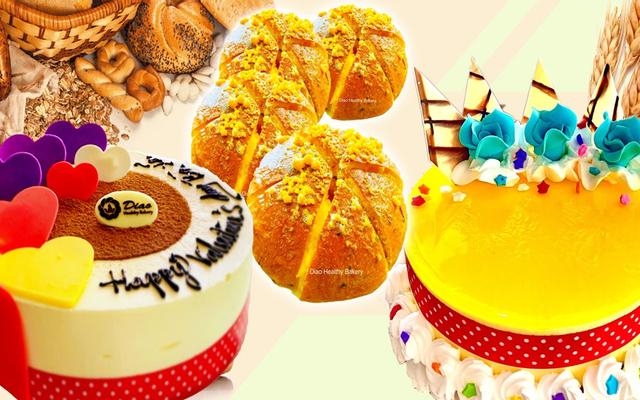 Diao Healthy Bakery