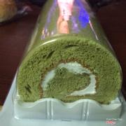 Bánh cuộn trà xanh