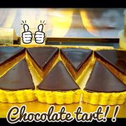 Chocolata tart