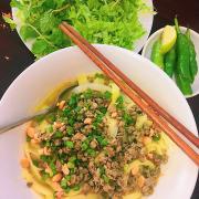 Mì Quảng hến