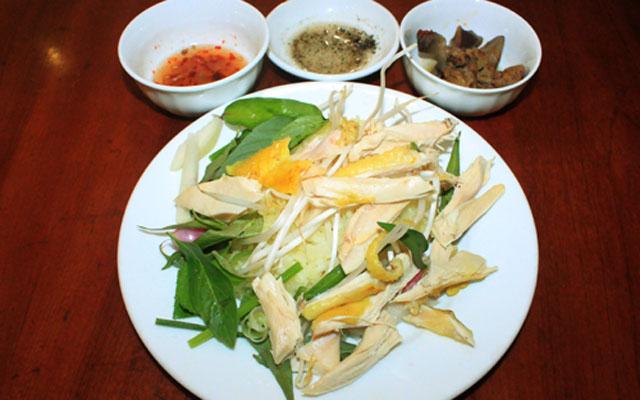 Cơm Gà Bà Luận - Phan Chu Trinh