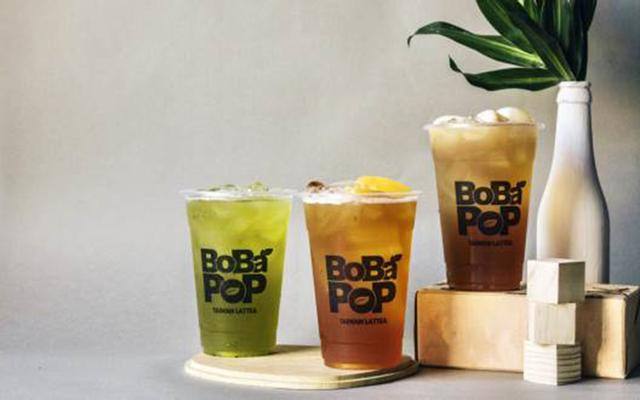 Trà Sữa BoBaPop - Lãnh Binh Thăng
