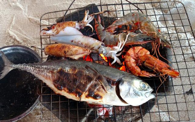 Bãi Khem - Ẩm Thực & Sinh Thái