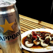 Ốc mỡ bơ tỏi<a class='hashtag-link' href='/ho-chi-minh/hashtag/sapporopremiumbeer-188774'>#SapporoPremiumBeer</a>
