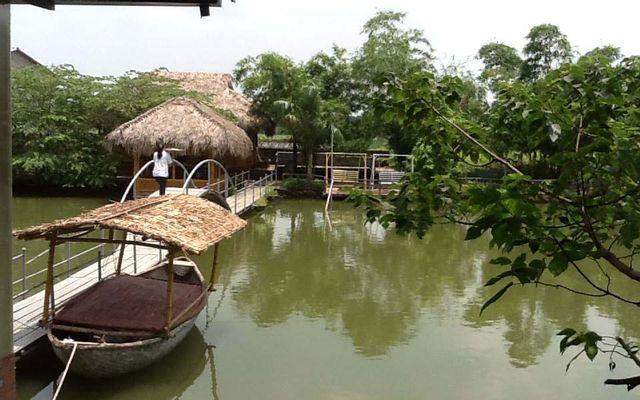 Sinh Thái Nam Hồng - Ẩm Thực Chợ Quê