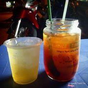 Trà Đào Juice Time