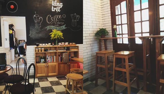 Tầng Trệt Cafe And Tea Room