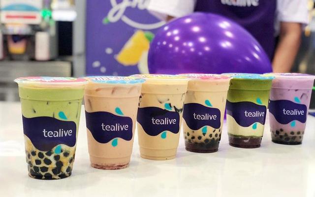 Trà Sữa Tealive - Vincom Center