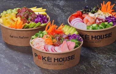 Poke House - Nhà Hàng Hawaii - Trần Ngọc Diện