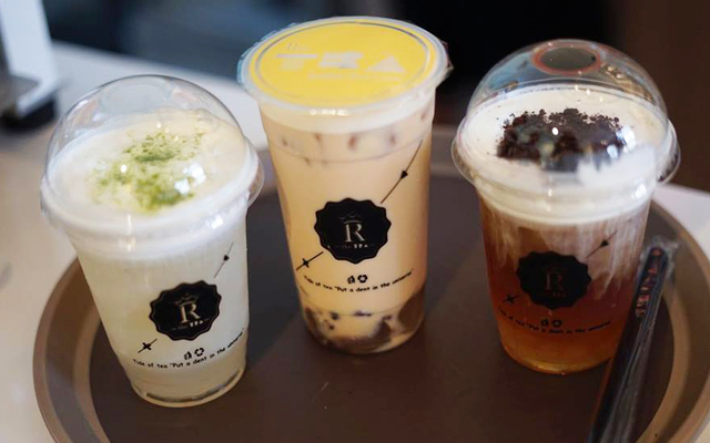 The TRÀ - Bubble Tea Room