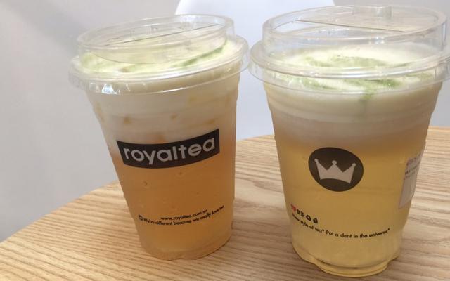 Royaltea - Trà Sữa Hồng Kông - Phan Đình Phùng