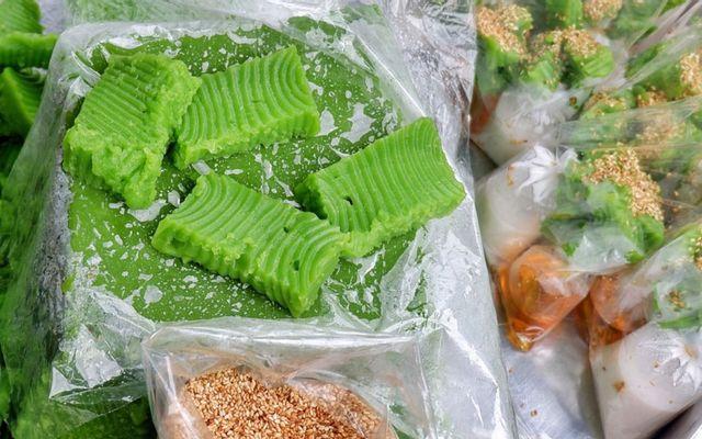 Bánh Đúc Ngọt - Nguyễn Đình Chiểu
