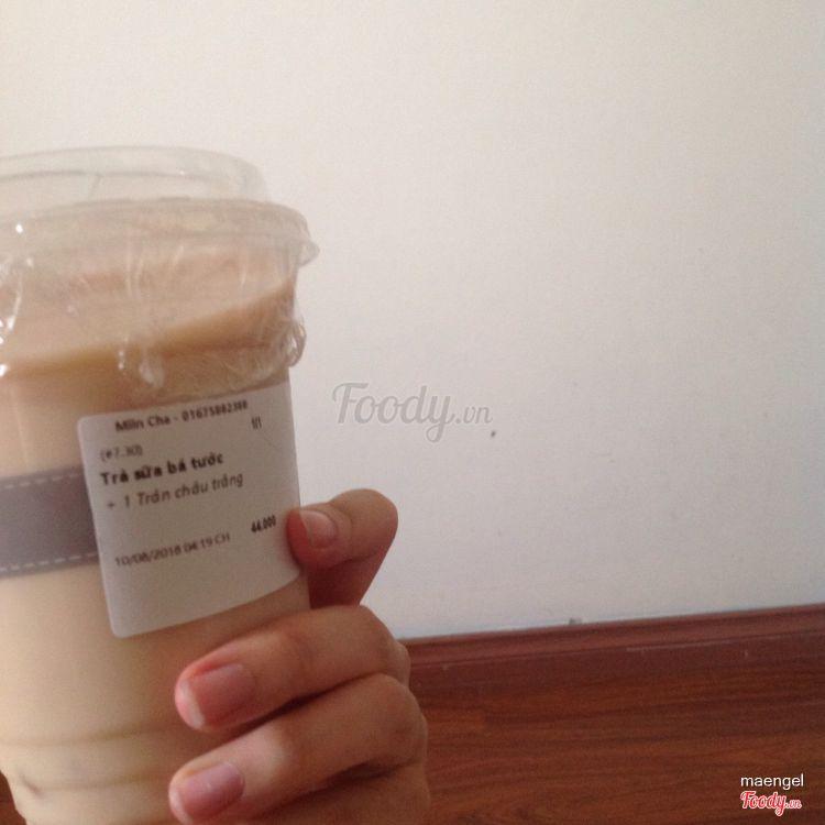 Trà Sữa Mi In Cha ở Hà Nội