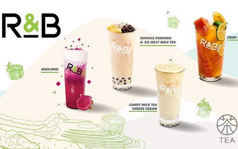 Trà Sữa R&B Tea - Võ Văn Ngân