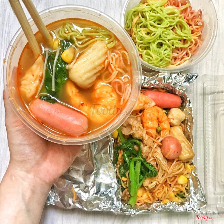 Green Kitchen Das Shop - Ăn Vặt Online ở Hà Nội