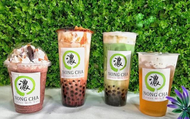 Nong Cha Milk Tea