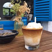 Cafe cốt dừa 👍🏻 38k