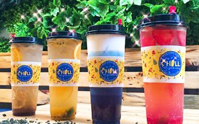 Chill - Tea & Coffee Zone