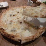 Pizza 4 cheese