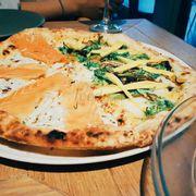 Pizza half half
