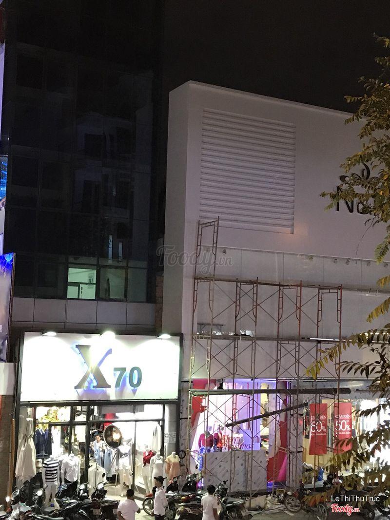 X70 shop quần áo thời trang dành cho giới trẻ