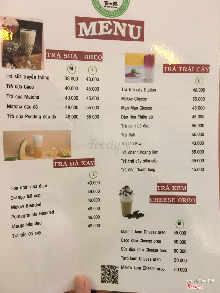 The Next Station - Tea, Coffee & Juice ở TP. HCM