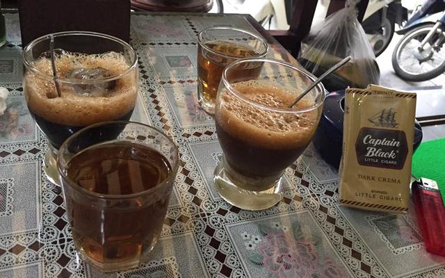 Anh Cafe - Đầm Trấu
