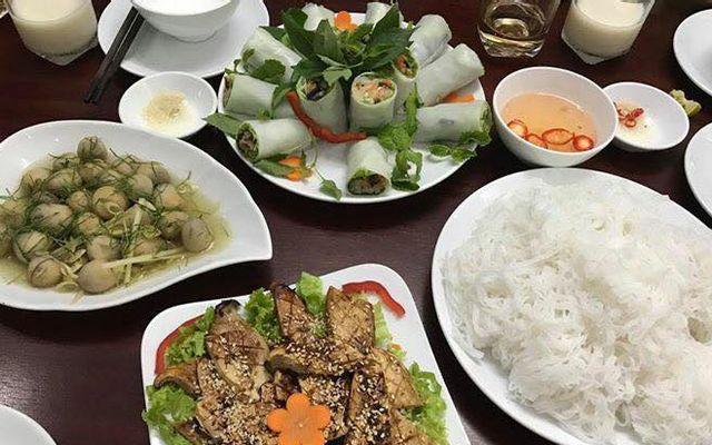 Tịnh Tâm - Quán Chay