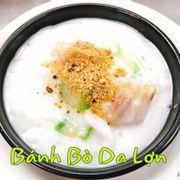Chè Bánh Bò Da Lợn 10k