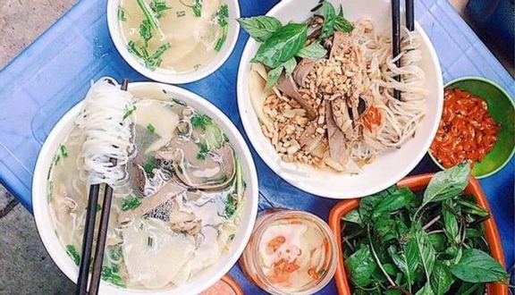 Bà Hằng - Bún Ngan & Bún Trộn