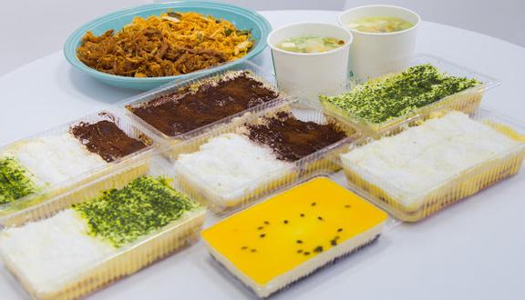 Bánh Của Nhi - Tiramisu