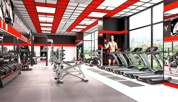 Bstrong Gym