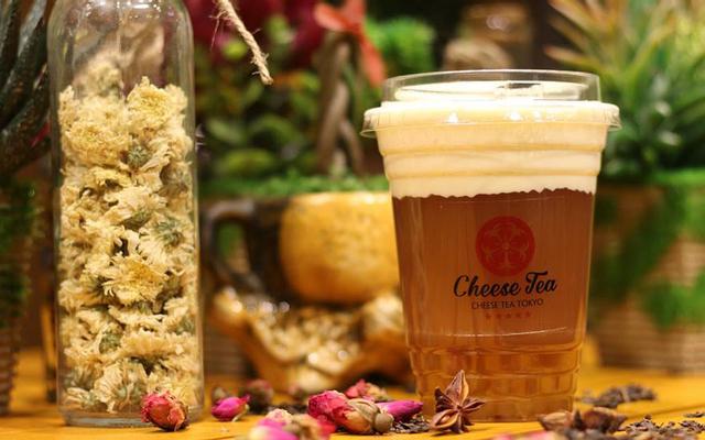Cheese Tea - Trà Sữa Tokyo