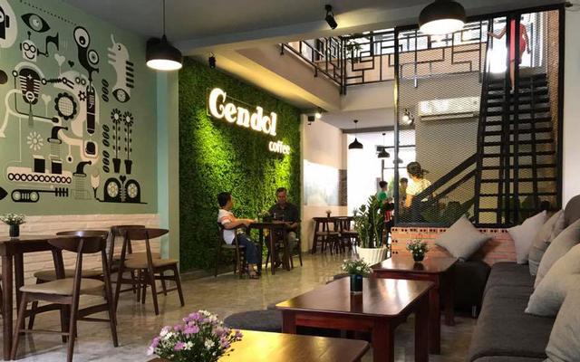 Cendol Coffee
